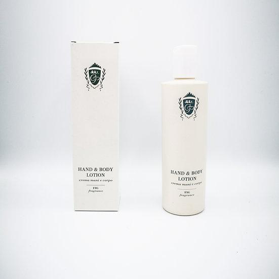 Crema mani e corpo - 300 ml