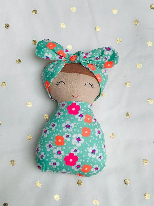 Ma petite poupée Clémence