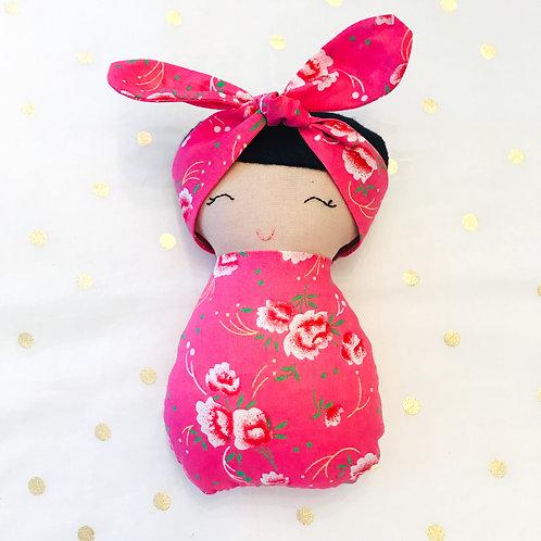 Ma petite poupée Mei