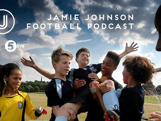 NICK BRIGHT fronts first ever UK football podcast for kids!