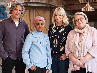 ZOE BALL to co-present in new BBC2 Cookery Show