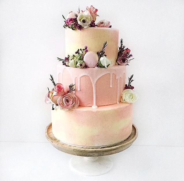 Vintage Wedding Cake S