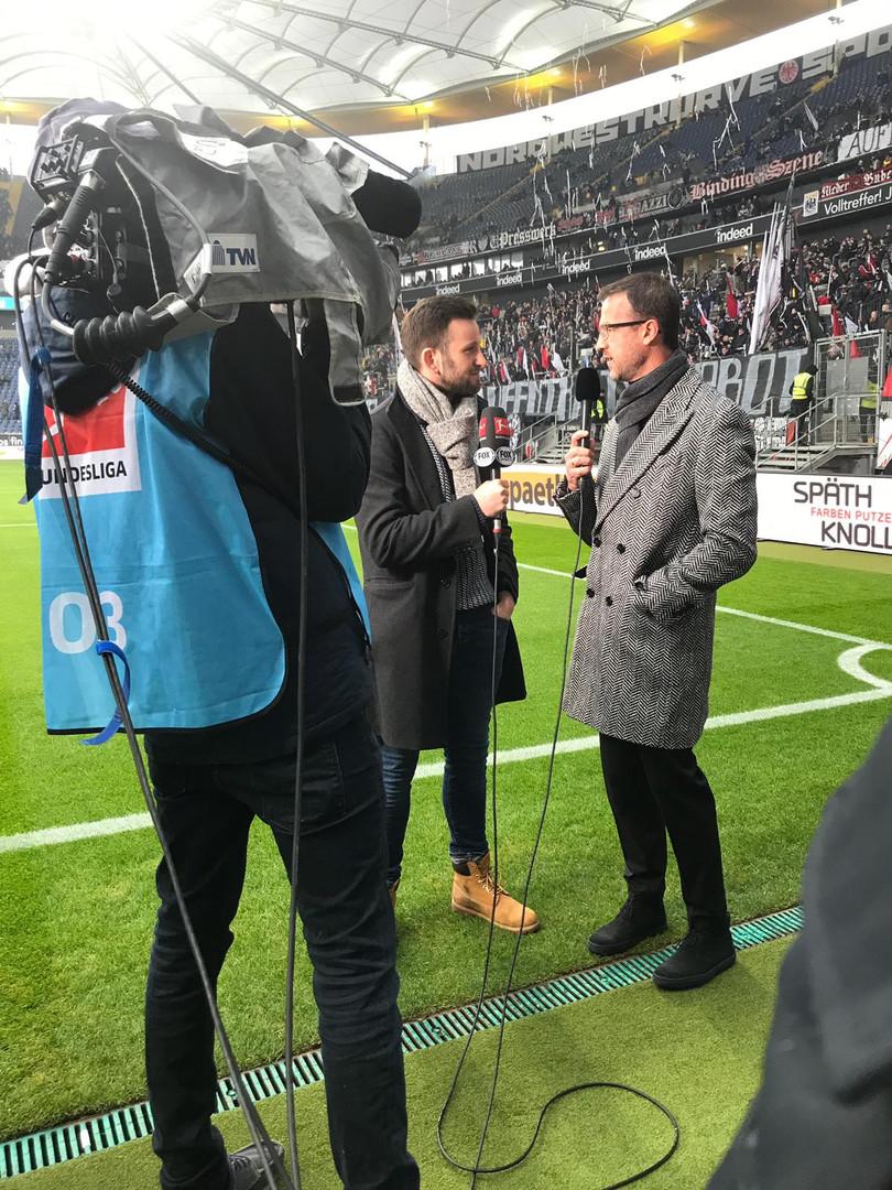 KAMERAPERSONAL @ 1. Bundesliga