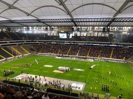 German Bowl Frankfurt