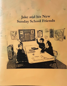 Jake's Sunday School Friends