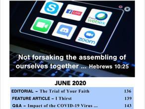 June 2020 | Vol. 1 No. 6