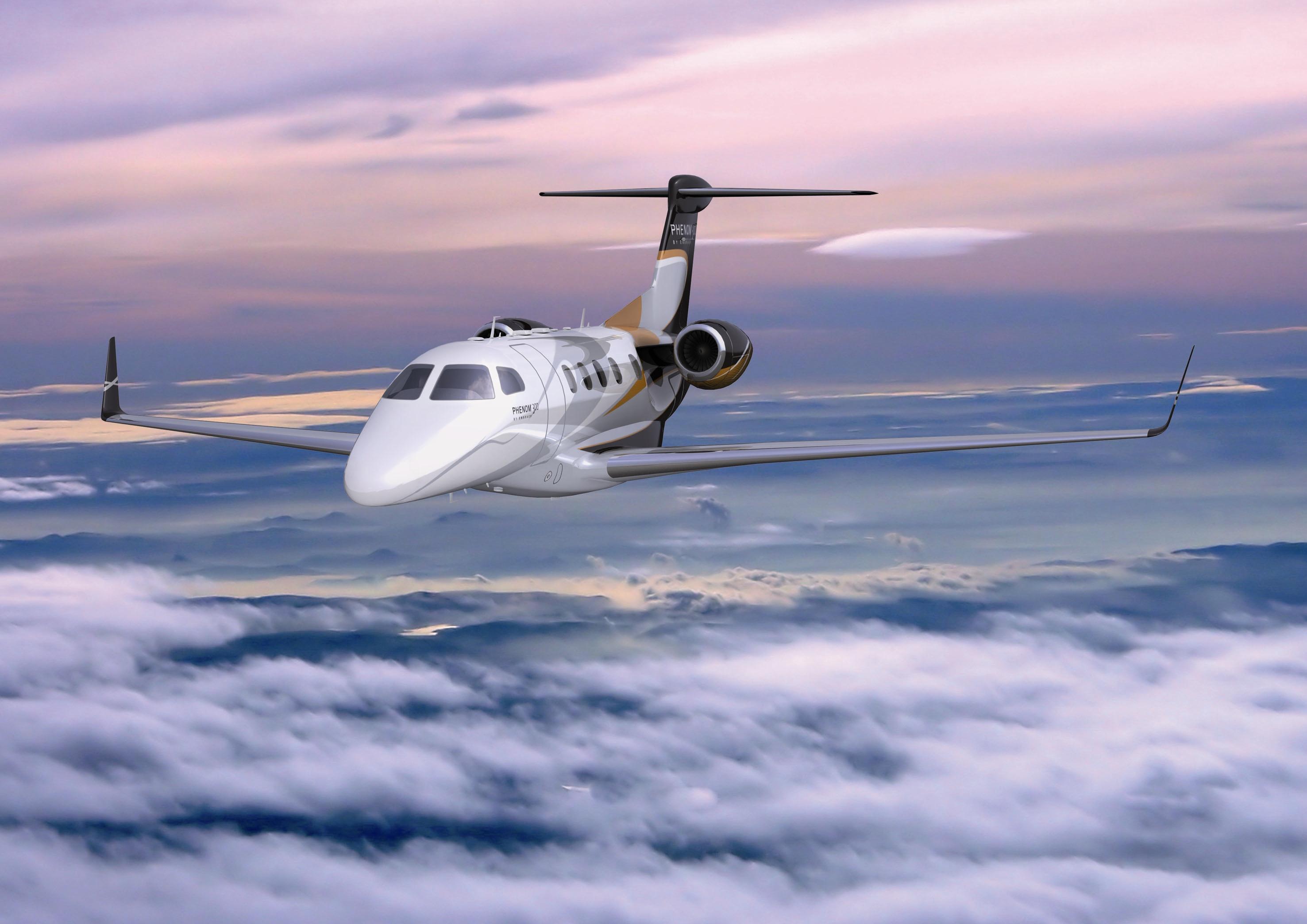 Embraer+Phenom+300+Jet+Aviation