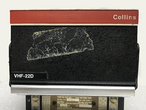 VHF Comm Transceiver 822-1114-001