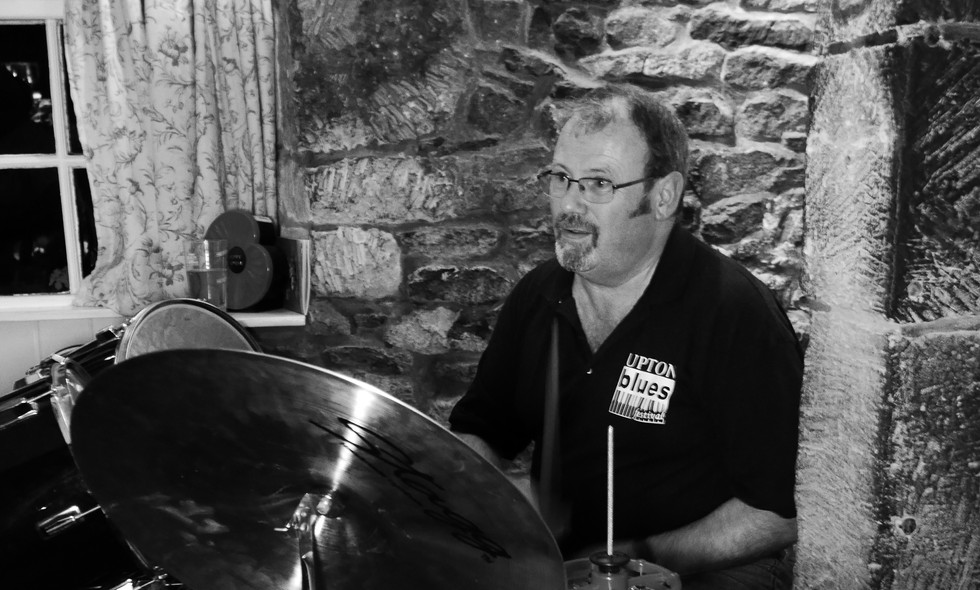 John Madge: Drums and Vocal