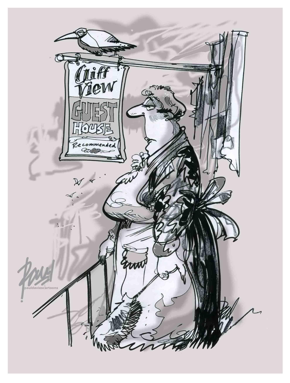 Eileen Dover_ Seaside Landlady