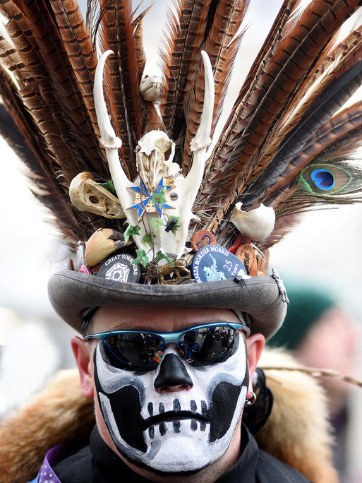Masked Featherman