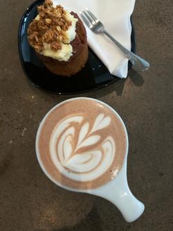 Coffeeencarrotcake