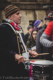 Band lead drummer