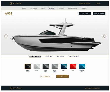 Boat Configurator
