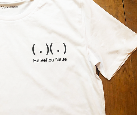 ( . )( . ) Helvetica Neue