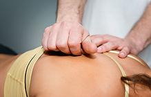 Myofascial Release - practitioner working