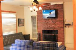 Livingroom w. TV