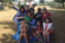 Summer camp 2017 park fun