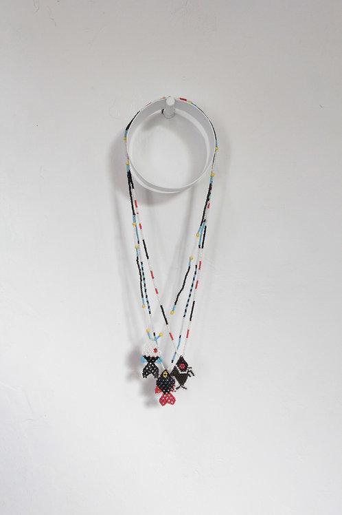 Conjunto de colares Peixe | Canela Ramkocamekrá