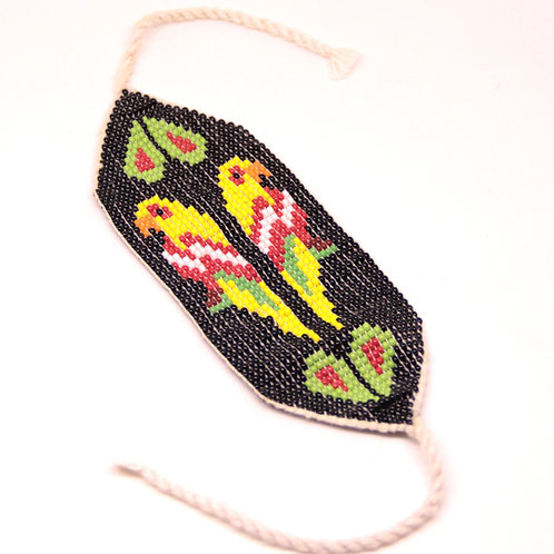 Pulseira Paxè Tear | Canela Ramkocamekrá