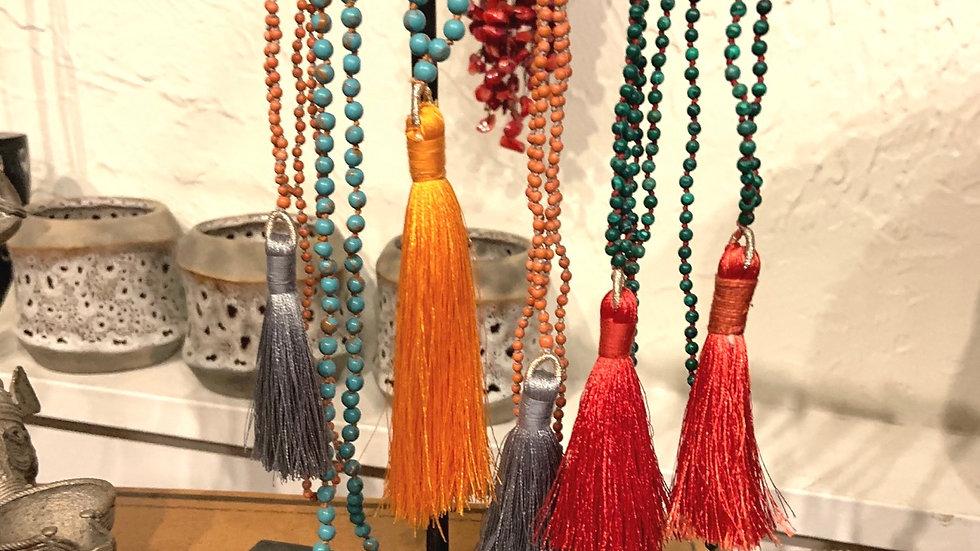 Mala Bead Necklaces