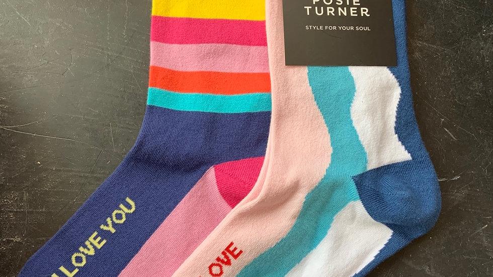 Posie-Turner Socks