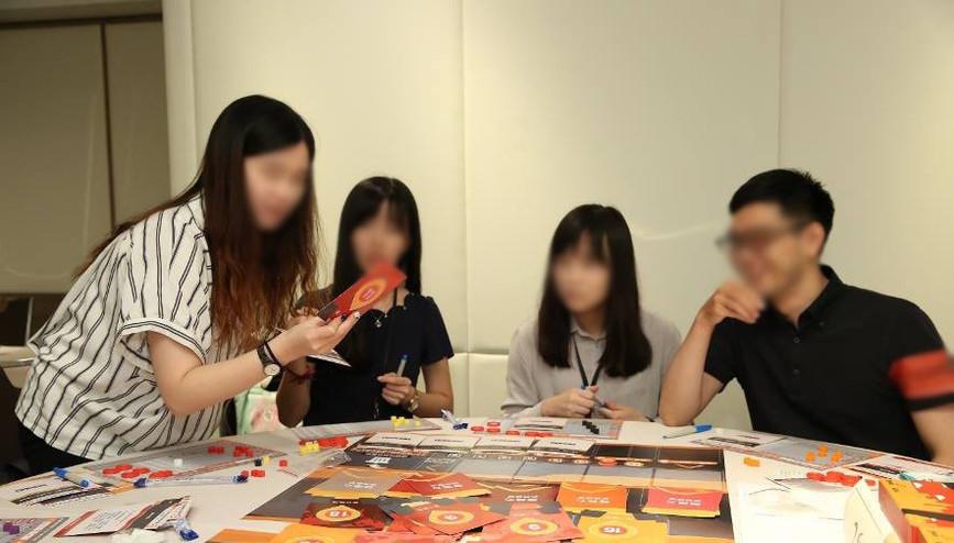 資誠會計事務所-新進人員訓練遊戲化