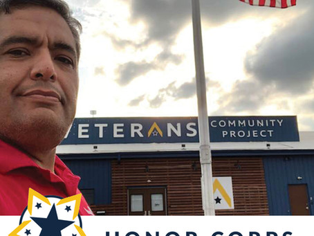 - Supporter Spotlight: Philip Alvarado -