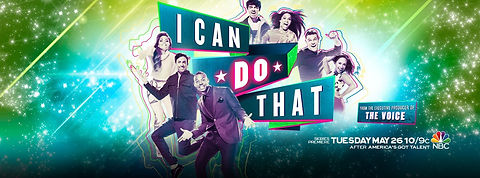 NBC I Can Do That celebrity competition variety show