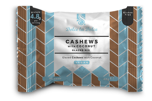 Cashews with Coconut