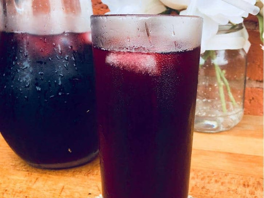 How To Make Hibiscus Juice