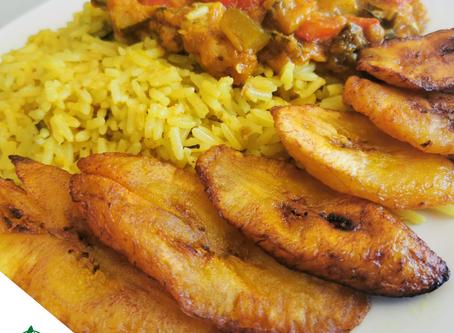 Baobab & Turmeric Rice recipe
