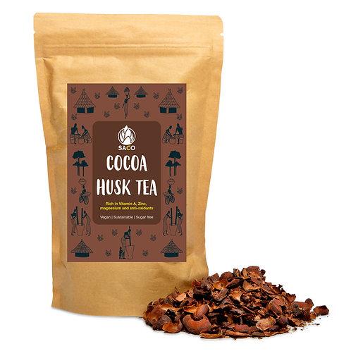COCOA HUSK TEA -   MOOD BOOSTER