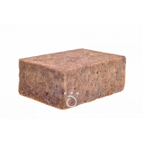 Black Soap with Peppermint