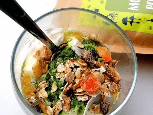 Greek Yogurt & Moringa