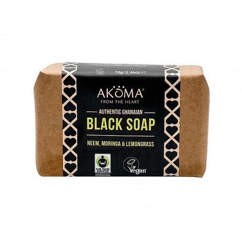 Black Soap Lemongrass