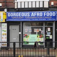 Gorgeous Afro Food - Walkden