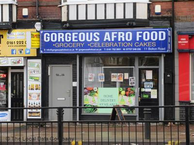 Gorgeous Afro Food - Walkden