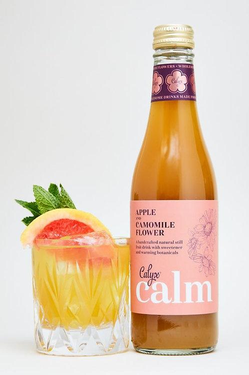 Apple and Camomile Flower Juice