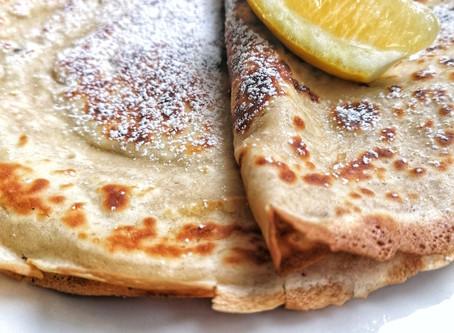 Baobab Pancake Recipe