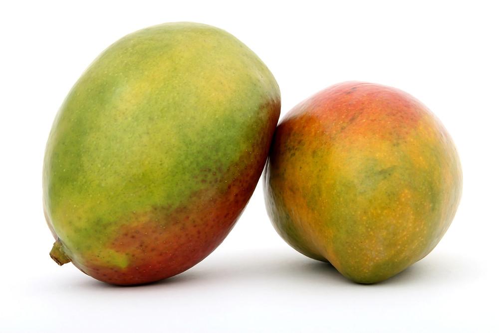 Kent mango from the Ivory Coast
