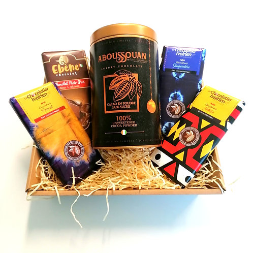 Chocolate Lovers' Gift Set