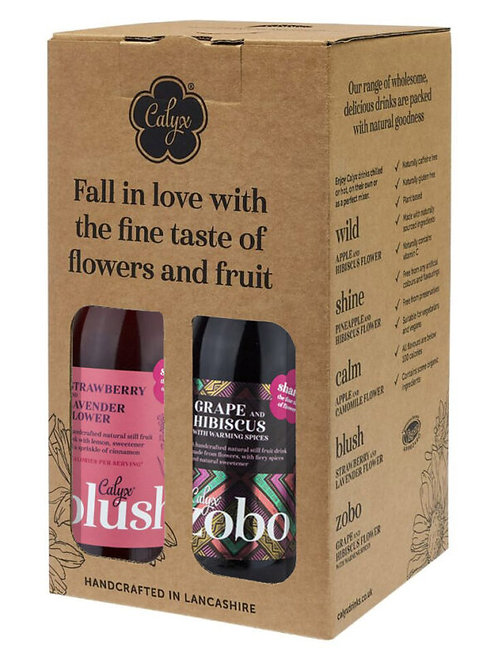 Calyx Healthy Drinks Gift Set