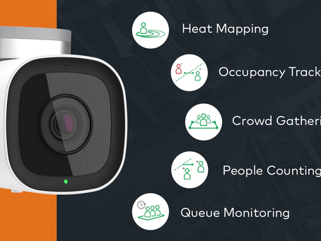 Security cameras that do more for your business