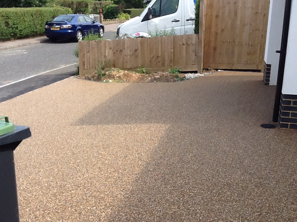 Resin Bound Drives in Kent
