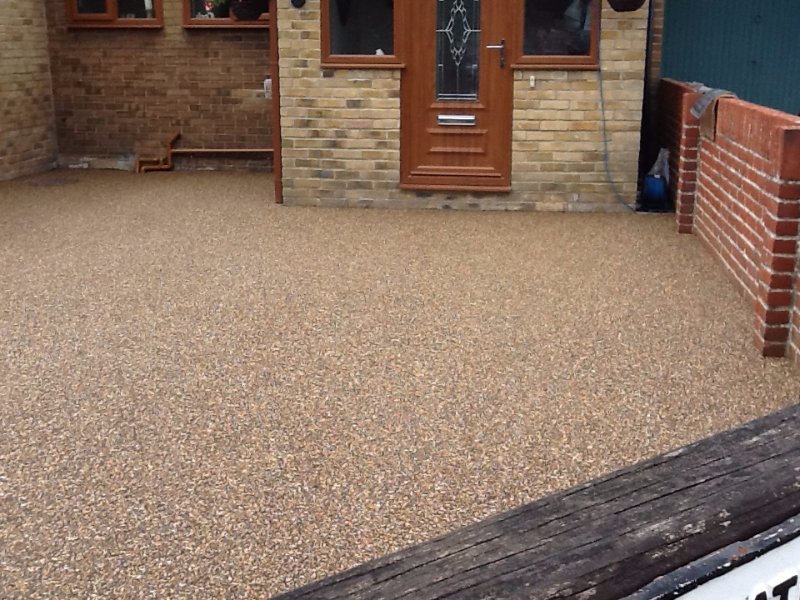 Kent Resin Bound Surface On Drive