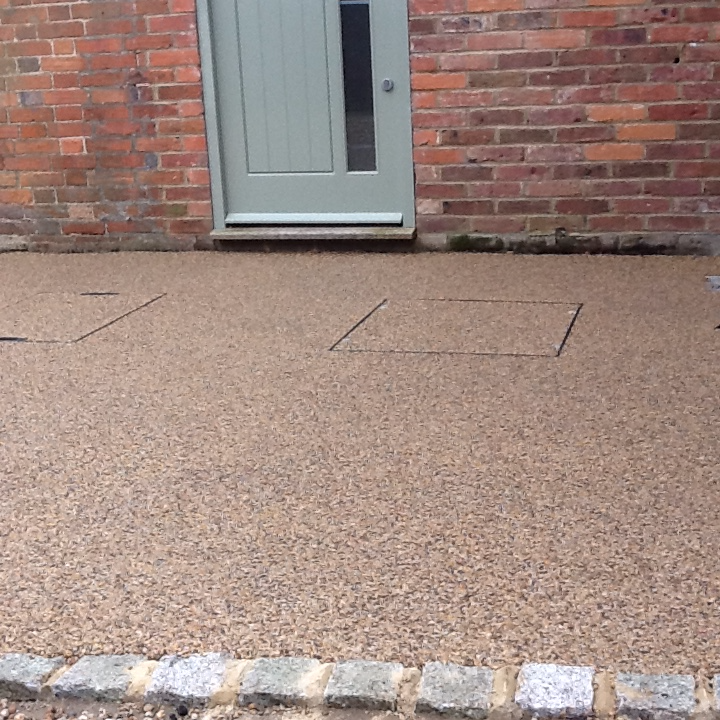 Resin Bound Surface