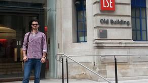التعليم العالي في إدارة الأعمال في كندا والمملكة المتحدة - ميشيل أسعد