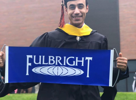 Masters in the US on Fulbright Scholarship