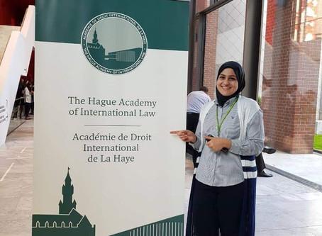 Summer Schools in Law - Hagar Mahmoud